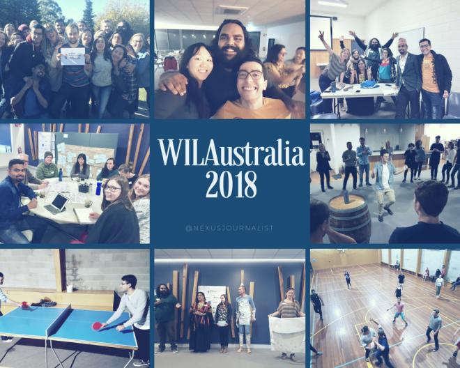 WILAustralia2018 - nexusjournalist